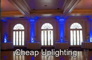 Cheap Uplighting
