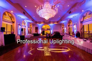 Professional Event Uplighting