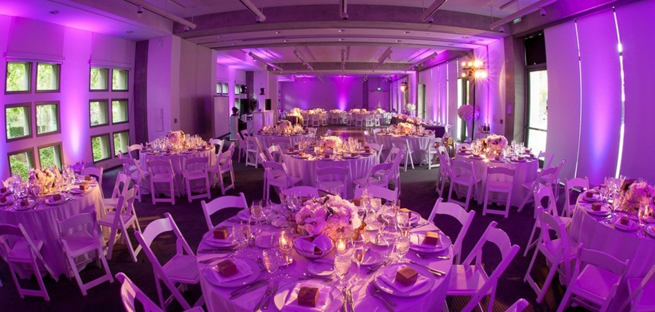 wedding uplighting rental