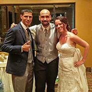 Meagan and Waleed Wedding