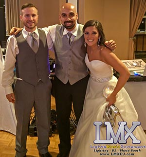 Crestview Country Club Wedding DJ
