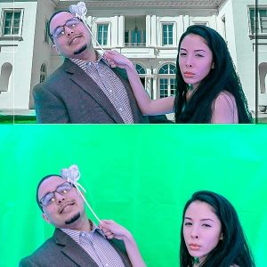 Green Screen Photo Booths