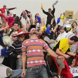 Harlem Shake dance video